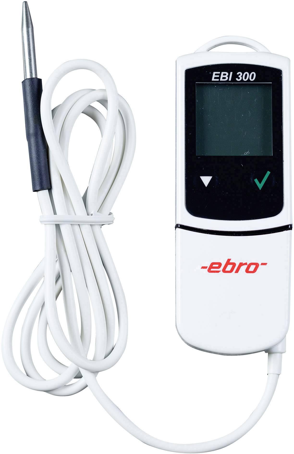 Teplotný datalogger (merač) ebro EBI 300 TE