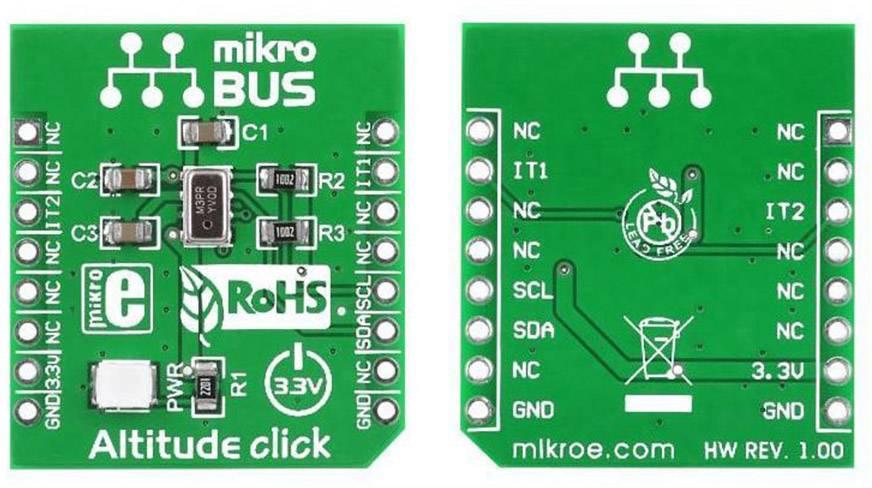 Vývojová doska MikroElektronika MIKROE-1489