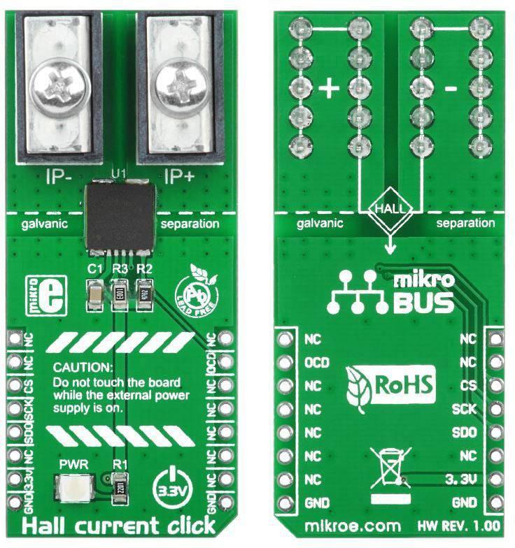 Vývojová deska MikroElektronika MIKROE-1578