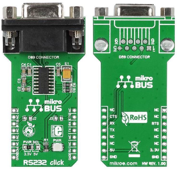 Vývojová doska MikroElektronika MIKROE-1582