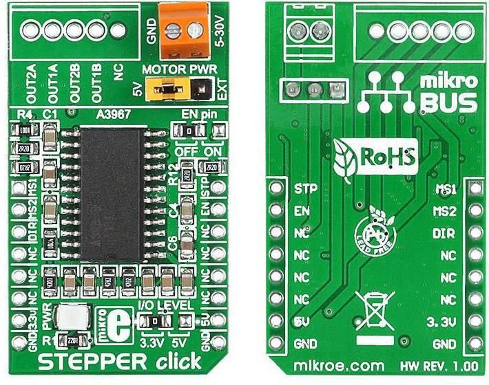 Vývojová doska MikroElektronika MIKROE-1528