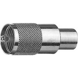 UHF konektor - zástrčka, rovná Telegärtner J01040A0604 6 mm, 50 Ohm, 1 ks