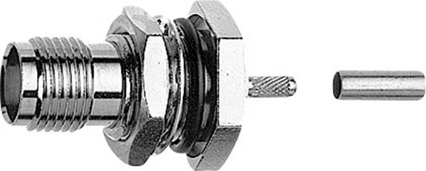 TNC konektor Telegärtner J01011B0030 – zásuvka, vestavná, 1.90 mm, 50 Ohm, 1 ks