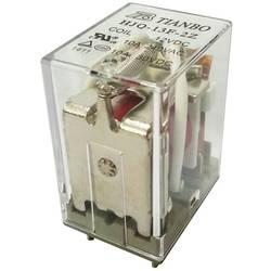 Záťažové relé Tianbo Electronics 1366533, 12 V/DC, 15 A, 2 prepínacie, 1 ks