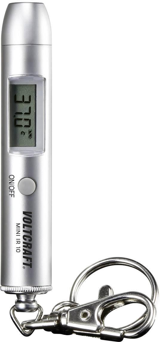 IR (infračervené-ý)teplomer Voltcraft MINI IR (infračervené-ý)10, -33 až +500 ° C