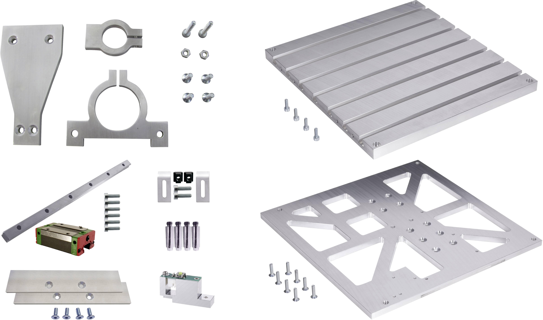Frézovací a gravírovací souprava pro 3D tiskárnu renkforce RF1000 s nástroji PROXXON