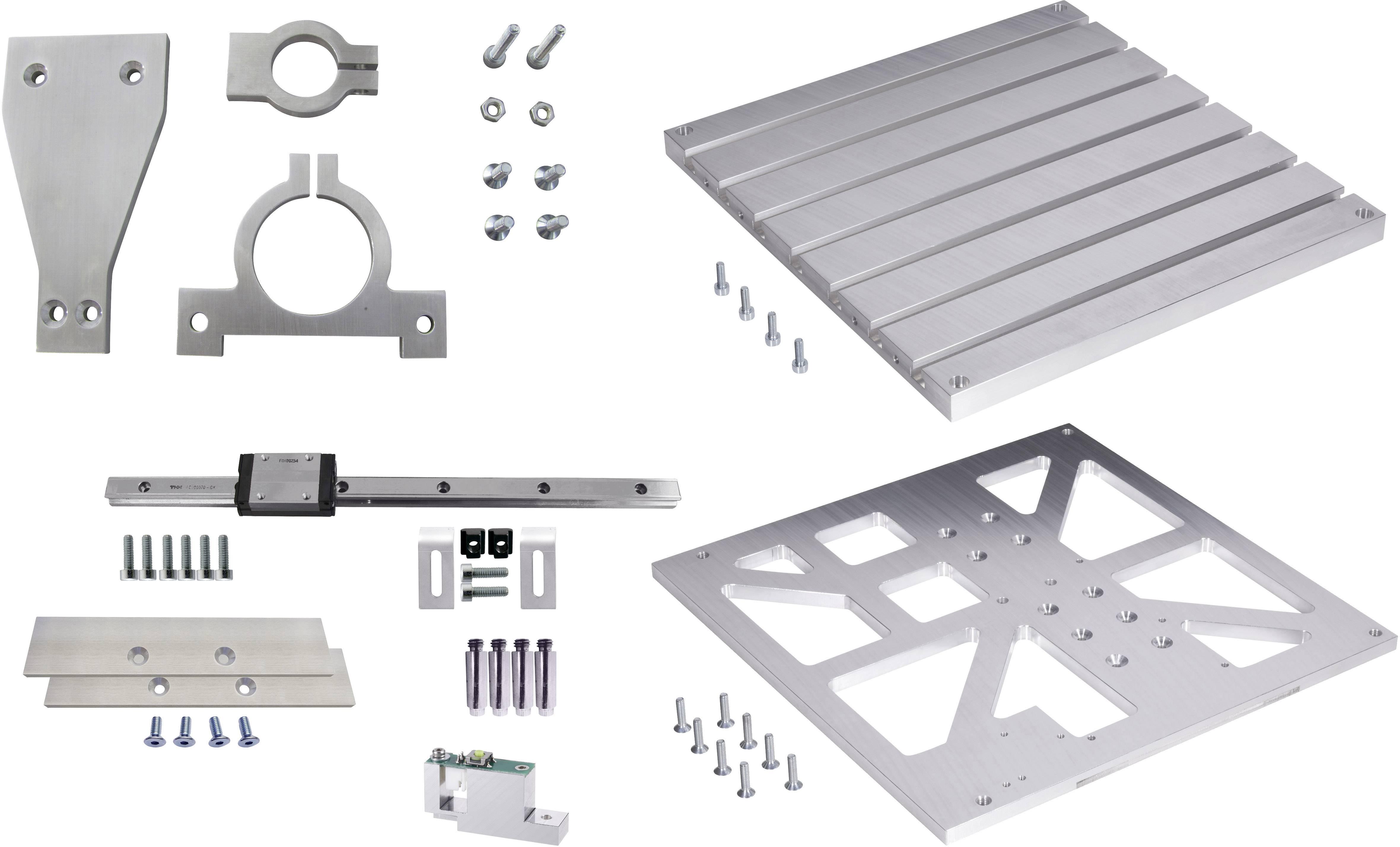 Rozšírenie pre 3D tlačiarne, náhradné diely