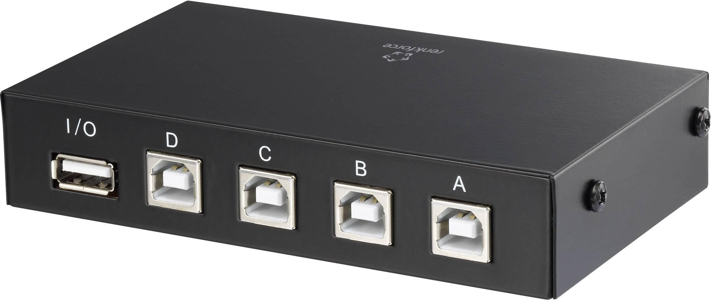 USB prepínače