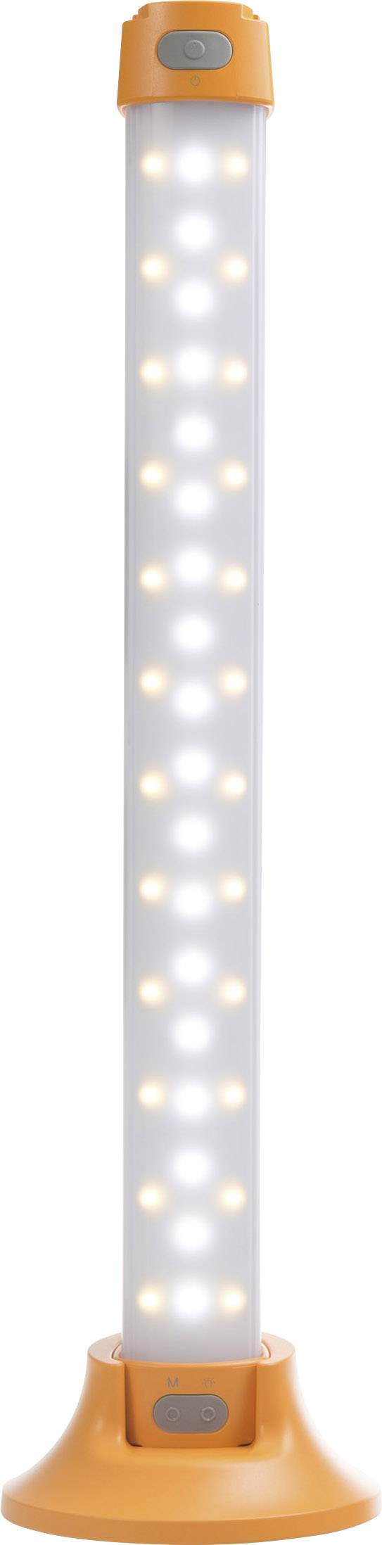 Akumulátorové outdoor LED osvetlenie RENKFORCE, dĺžka 45 cm