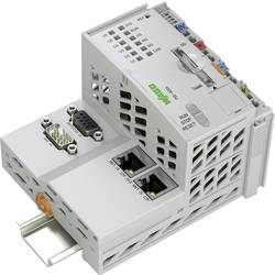 SPS kontroler WAGO PFC200 2ETH RS CAN 750-8204, 24 V/DC