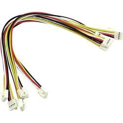 Seeed Studio ACC90453O Grove kabel 20.00 cm černá, červená, žlutá, 110990027