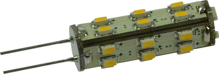 LED žiarovka DioDor DIO-LED27STG6L 12 V, 1.4 W = 20 W, teplá biela, A+, stmievateľná, 1 ks