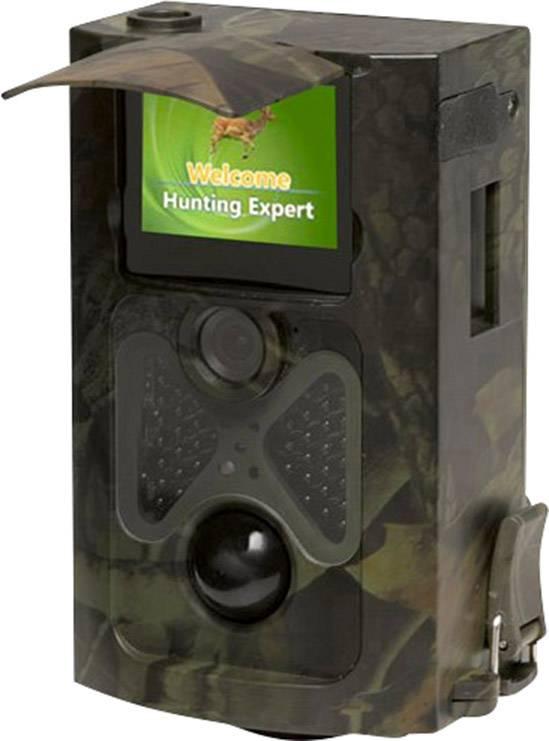 Fotopasca Denver WCT-3004, 3 MPix, čierne LED diódy, diaľkové ovládanie, maskáčová