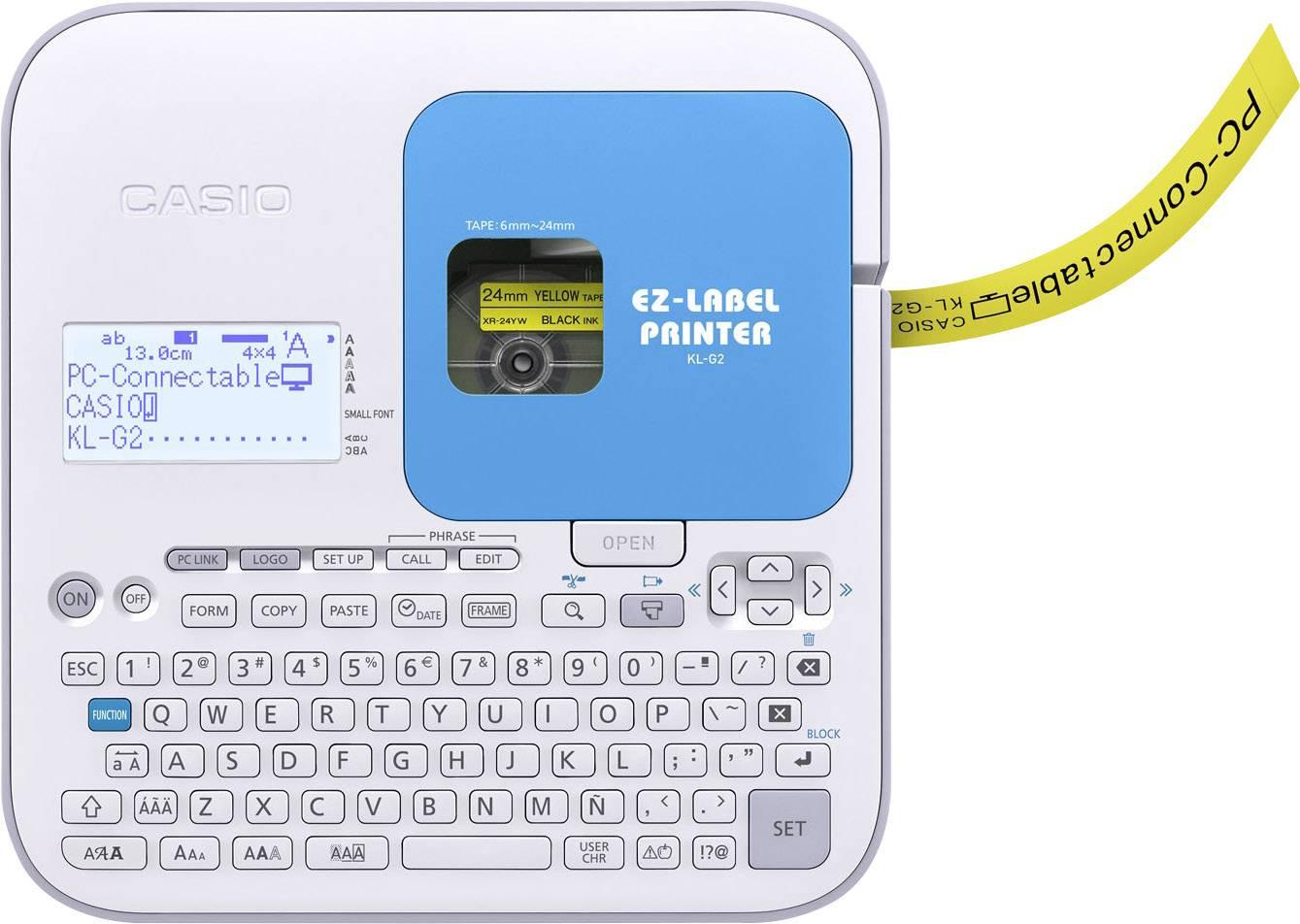 Štítkovač Casio KL-G2 KL-G2