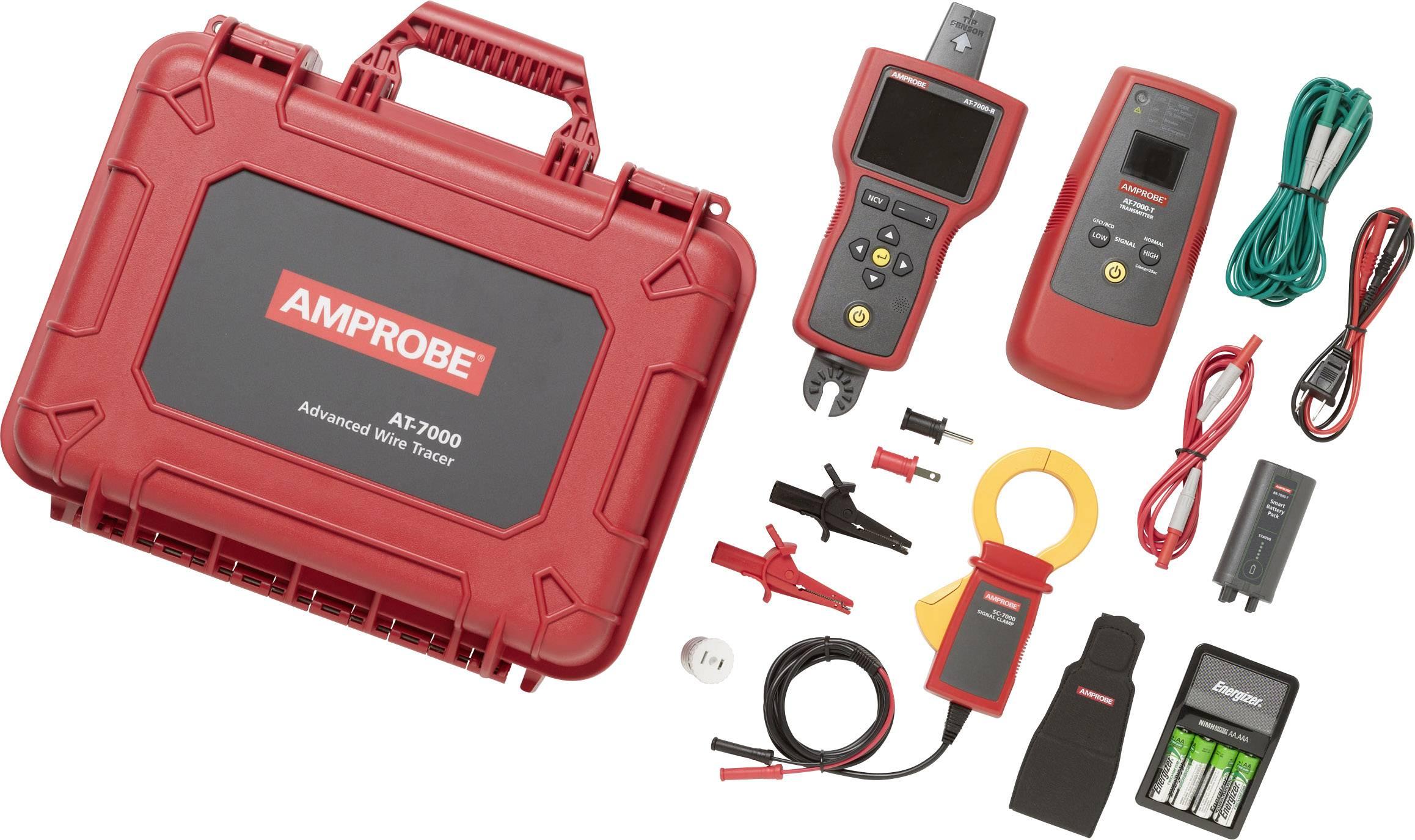 Kufrík s tvrdou škrupinou Beha AMPROBE CC-7000 eur pre vyhľadávač vedenie AT-7000-EUR 4542833