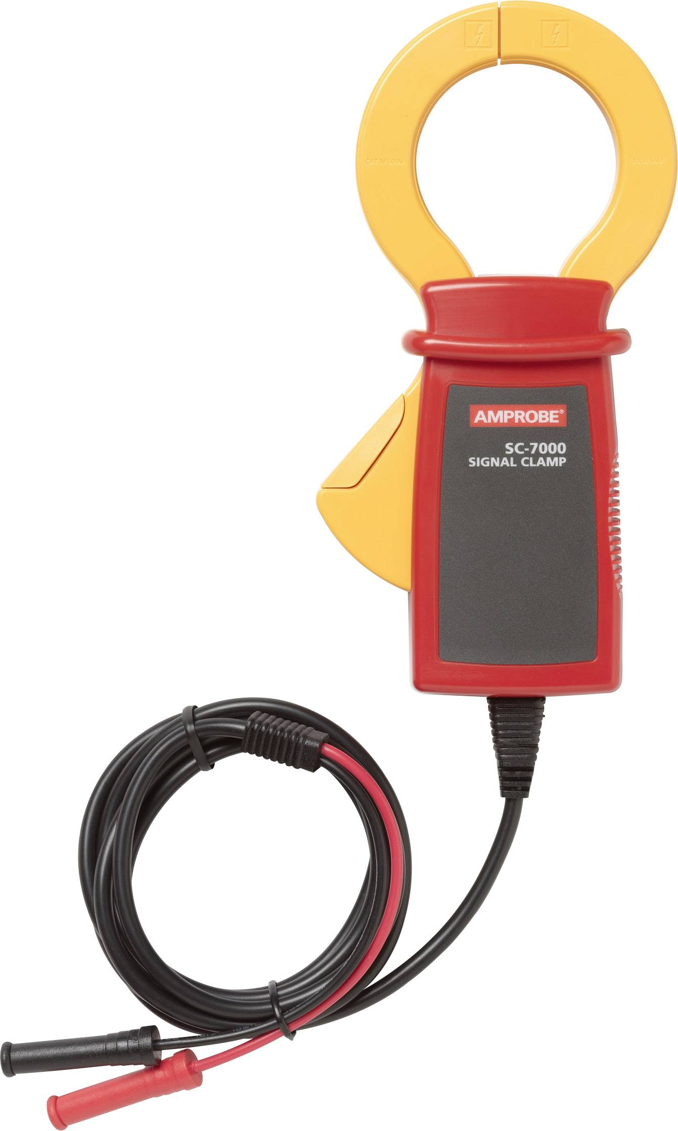 Prúdové kliešte Beha AMPROBE SC-7000 SIGNAL, 4542825 pre vyhľadávač vedenia AT LCM-7000