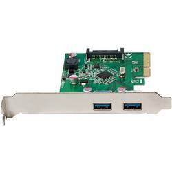 PCIe karta USB 3.1 LogiLink PC0080 PC0080, 2 porty