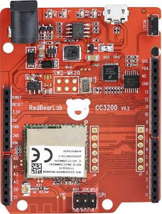 Vývojová deska Seeed Studio RedBearLab CC3200 WiFi board