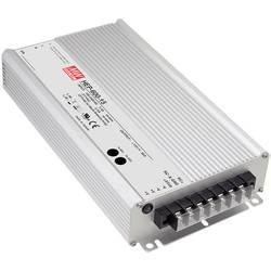 Zabudovateľný sieťový zdroj AC/DC, uzavretý Mean Well HEP-600-12