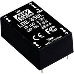 DC menič napätia Mean Well LDB-600L, 30 V/DC /