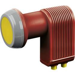 Satelitní konvertor Twin-LNB Schwaiger SPS6914R531 Velikost feedu: 40 mm ochrana před vnějšími vlivy