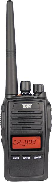 PMR rádiostanica Team Electronic IPZ5 PMR PR8088