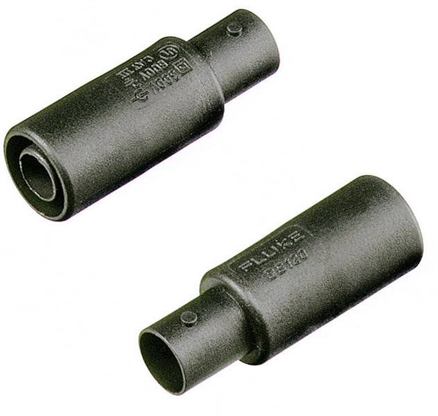 Merací adaptér Fluke BB120 zabezpečená proti nechcenému dotyku, čierna