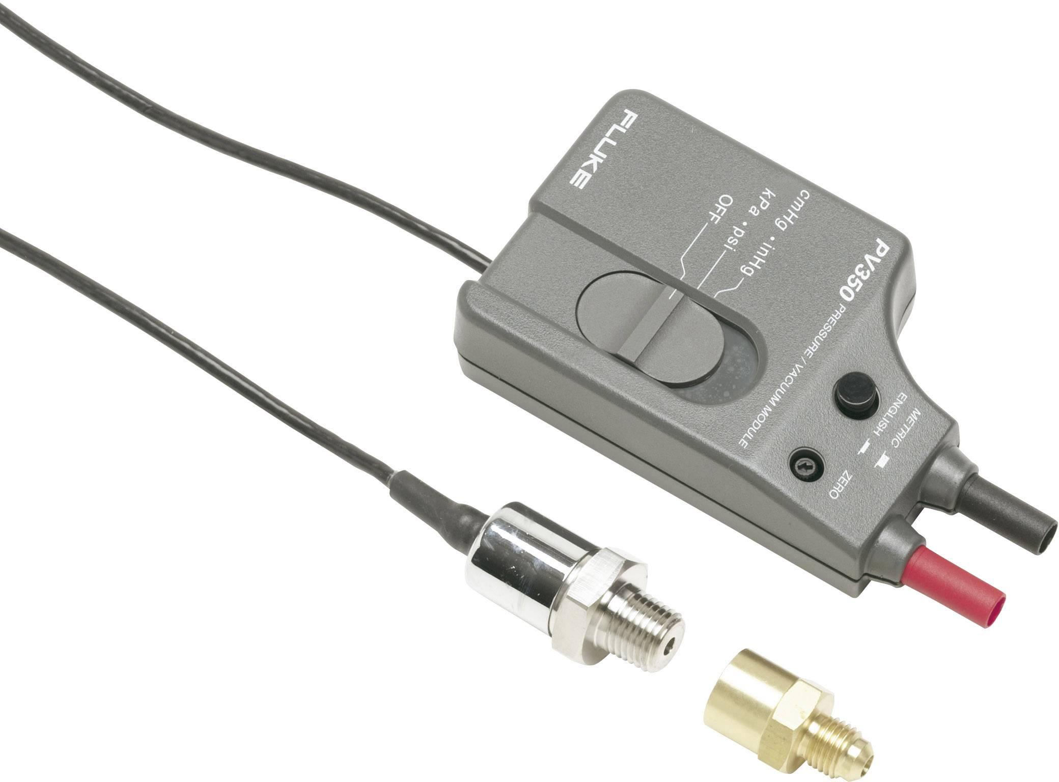Tlakoměr a vakuometr Fluke PV350