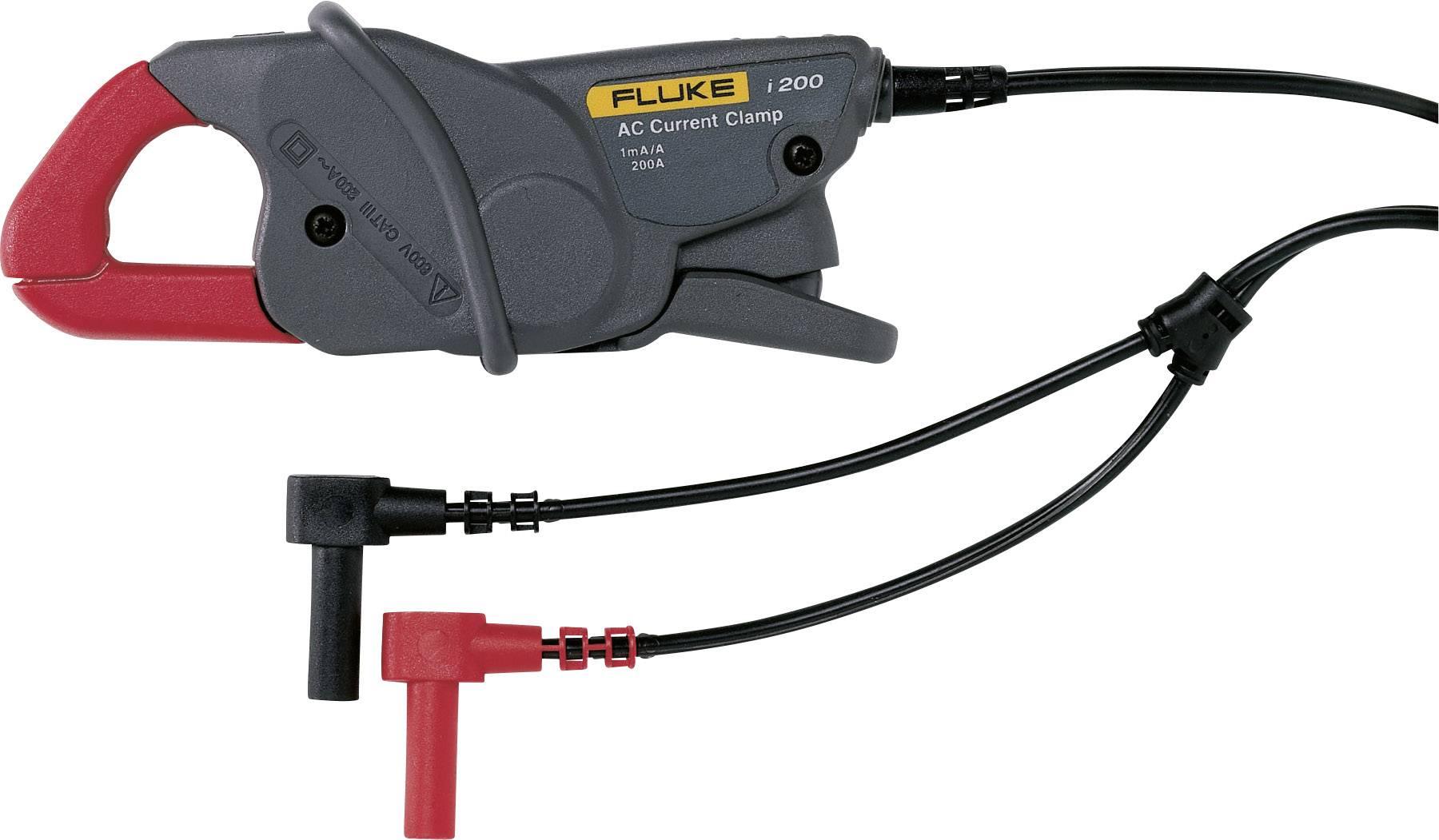 Klešťový proudový adaptér Fluke i200, 20 mm, bez certifikátu