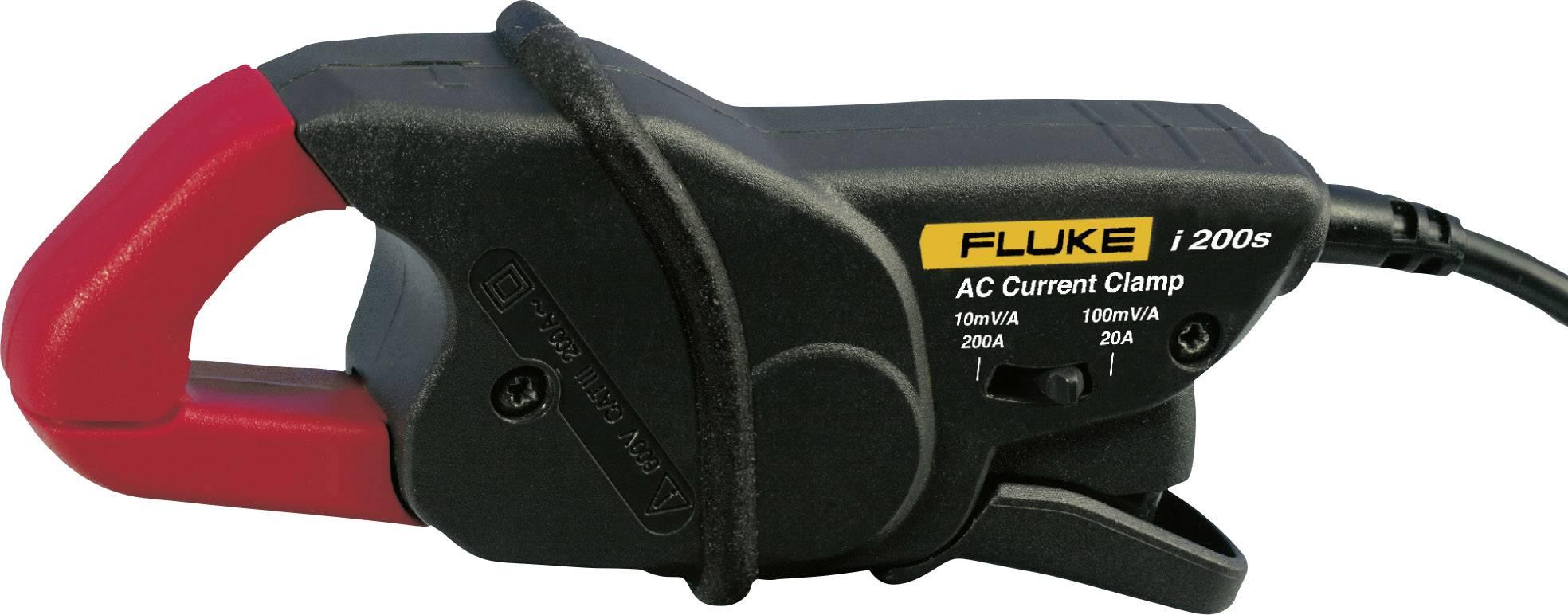 Klešťový proudový adaptér Fluke i200s, 20 mm, bez certifikátu