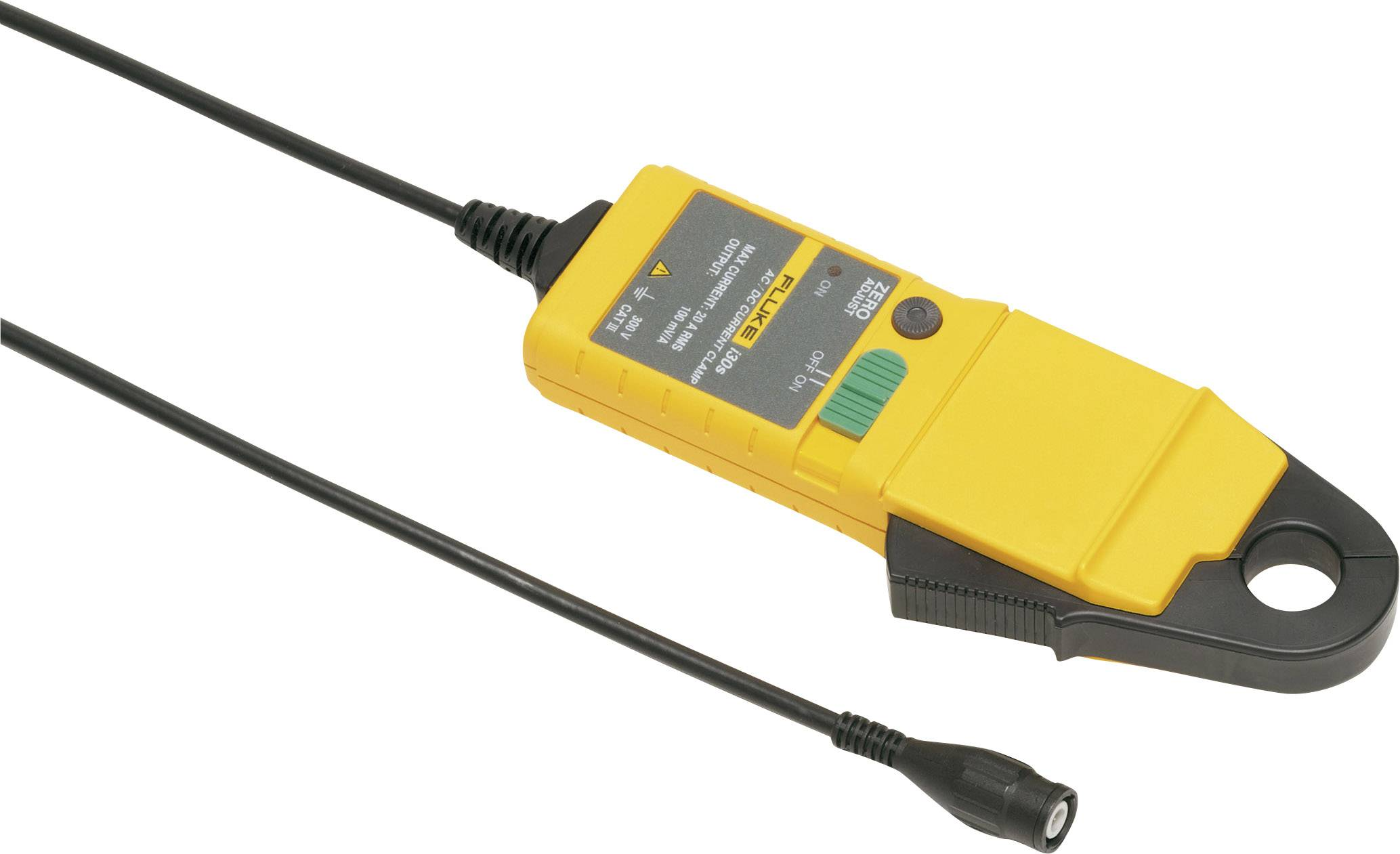 Klešťový proudový adaptér Fluke i30s, 1 mA - 30 A, 19 mm, bez certifikátu