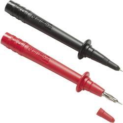 Sada bezpečnostných skúšobných hrotov Fluke TP74 zásuvka 4 mm CAT III 1000 V, CAT II 1000 V, červená, čierna