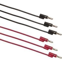Meracie káble - sada Fluke TL935, 1.20 m, červená, čierna