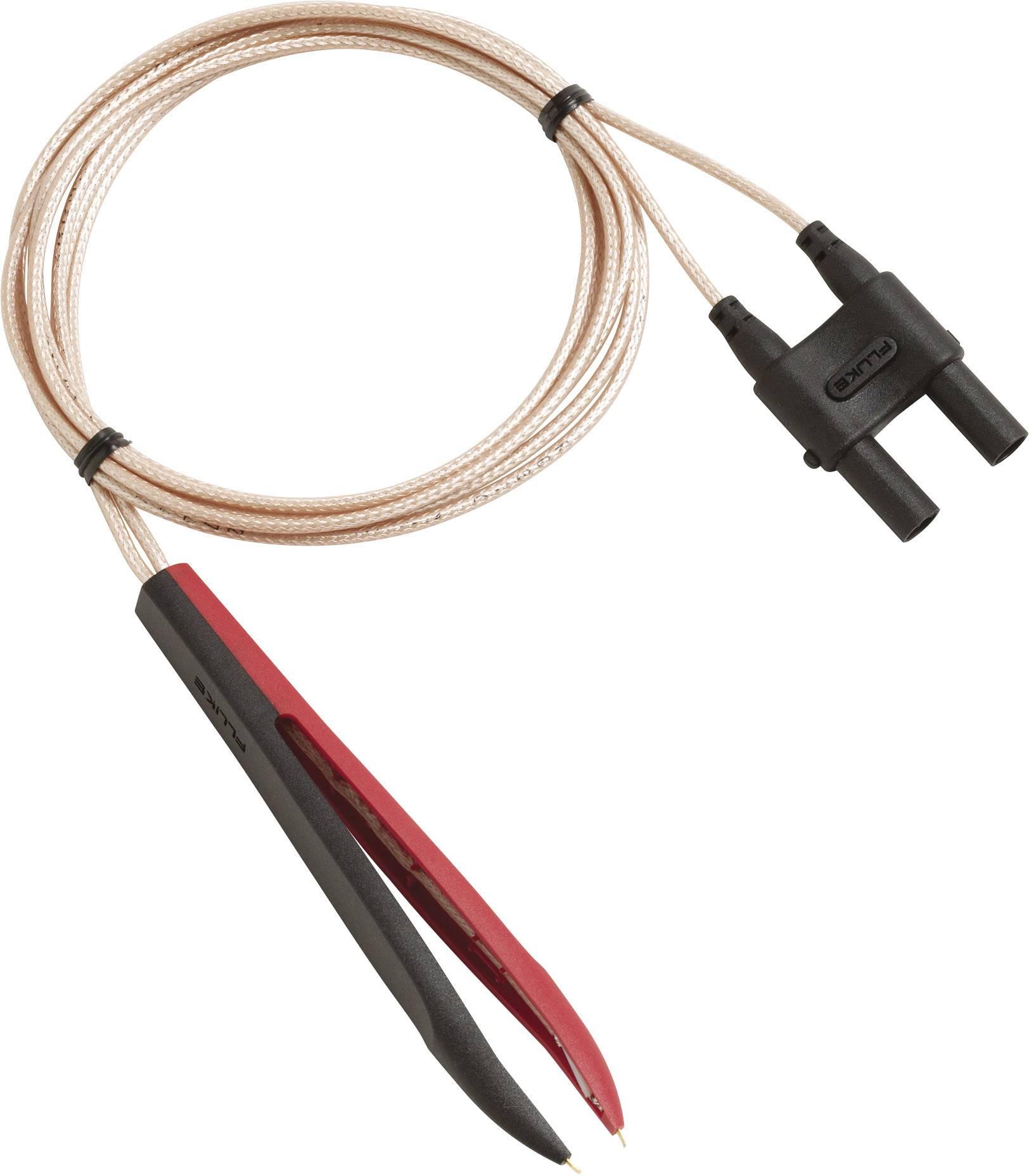 Měřicí kabel Fluke TL2x4W-TWZ červená, černá