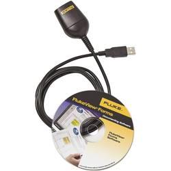 Software Fluke FVF-Basic vhodný pro Fluke řady 180, Fluke řady 280, Fluke 789, Fluke 1550B, Fluke 1653