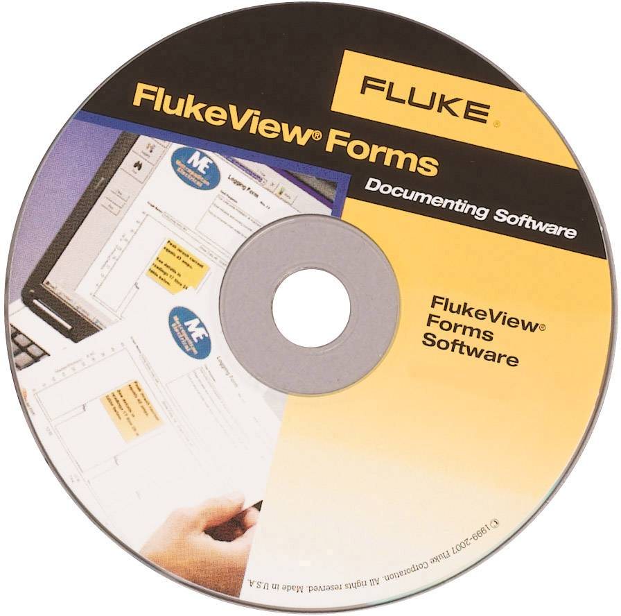 Software Fluke FVF-SC5 vhodný pro Fluke 8845A, Fluke 8846A, Fluke 8808A, Fluke 45