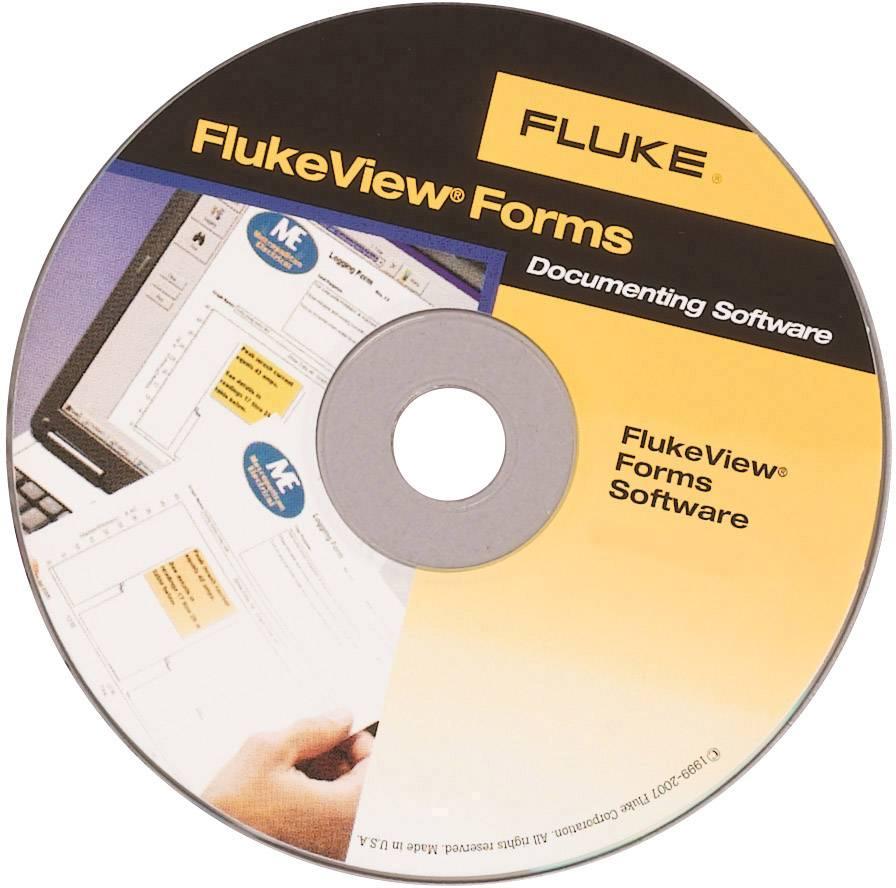 Software Fluke FVF-UG vhodný pro Fluke řady 280, Fluke 568, Fluke 975, Fluke 983