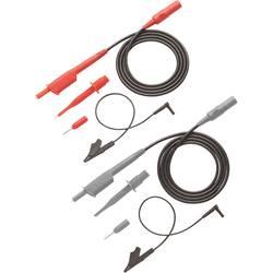 Sada bezpečnostných meracích vodičov Fluke STL120-III, 1.20 m, červená, sivá