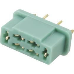 Zástrčkový konektor k prepojeniu akumulátora a regulátora RC modelu Reely 1373221, MPX, pozlátené, 1 ks