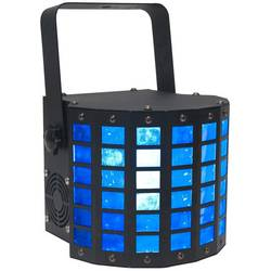 LED projekčný efektový reflektor ADJ MINI DEKKER 1222400087, počet LED 2 x, 10 W
