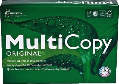 Univerzálny papier do tlačiarne MultiCopy MultiCopy, 88046519 A4, 80 gm², 500 listov