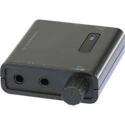Mobilní sluchátkový zesilovač SpeaKa Professional SP-5501648, černá