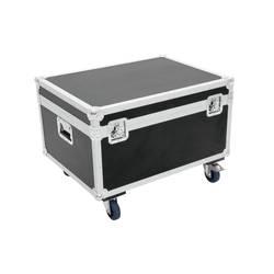 Transportný box/kufor Omnitronic UT Case R-9 30126766, (d x š x v) 620 x 820 x 465 mm, čierna, strieborná