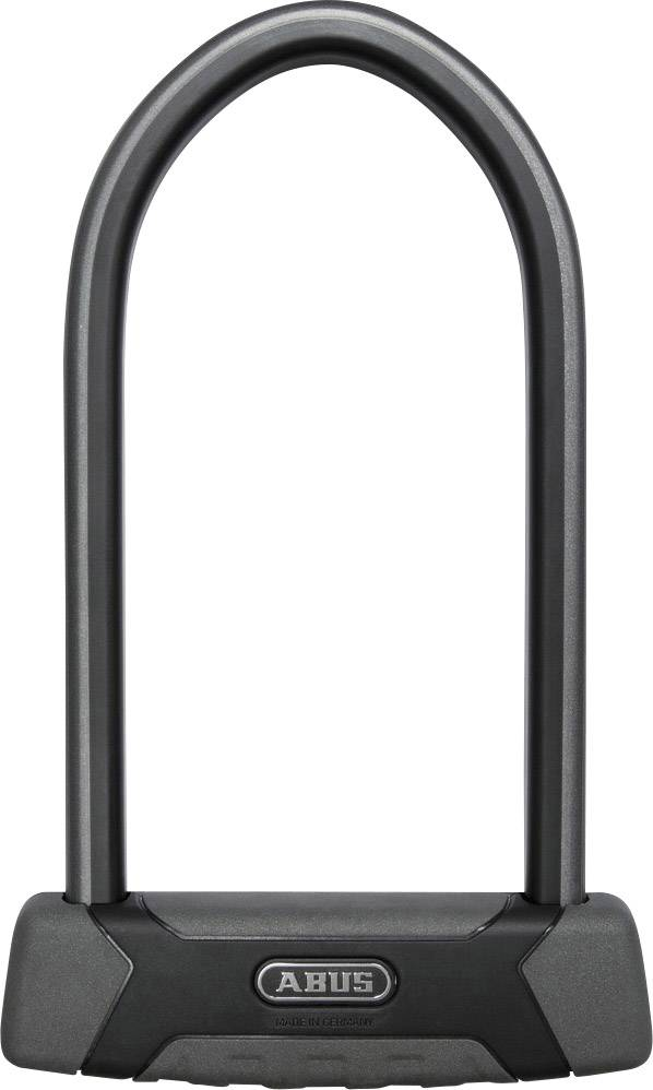U zámok ABUS 540/160HB300+EaZy KF GRANIT X Plus, (Ø x d) 13 mm x 300 mm, čierna, sivá