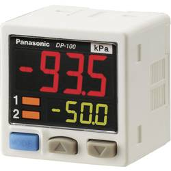 Senzor tlaku Panasonic DP-112A-E-P-J, -1 bar až 10 bar, M8, 4pólové