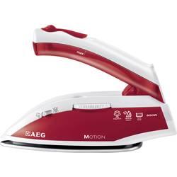 Cestovní žehlička AEG DBT800, 800 W, červená, bílá