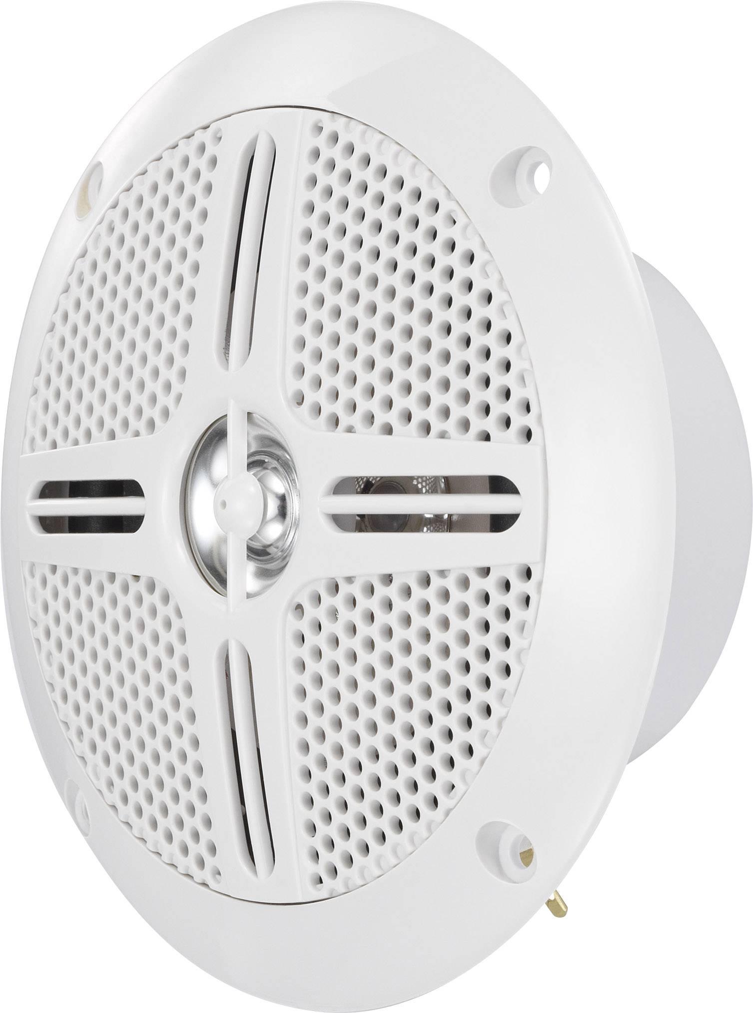 Vstavaný reproduktor RENKFORCE 40 W, 4 Ω, biela