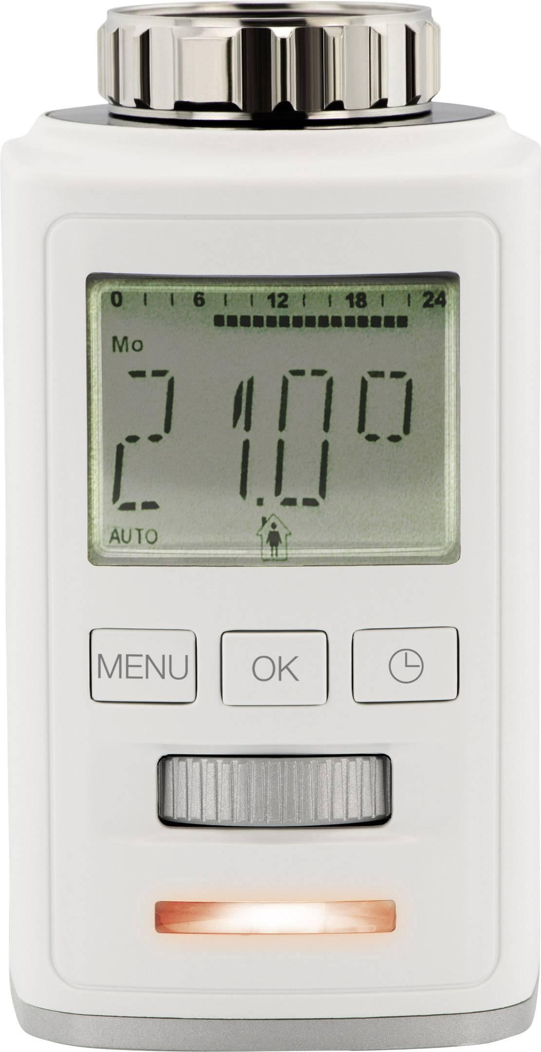 Programovatelná termostatická hlavice Sygonix HT100, 8 až 28 °C