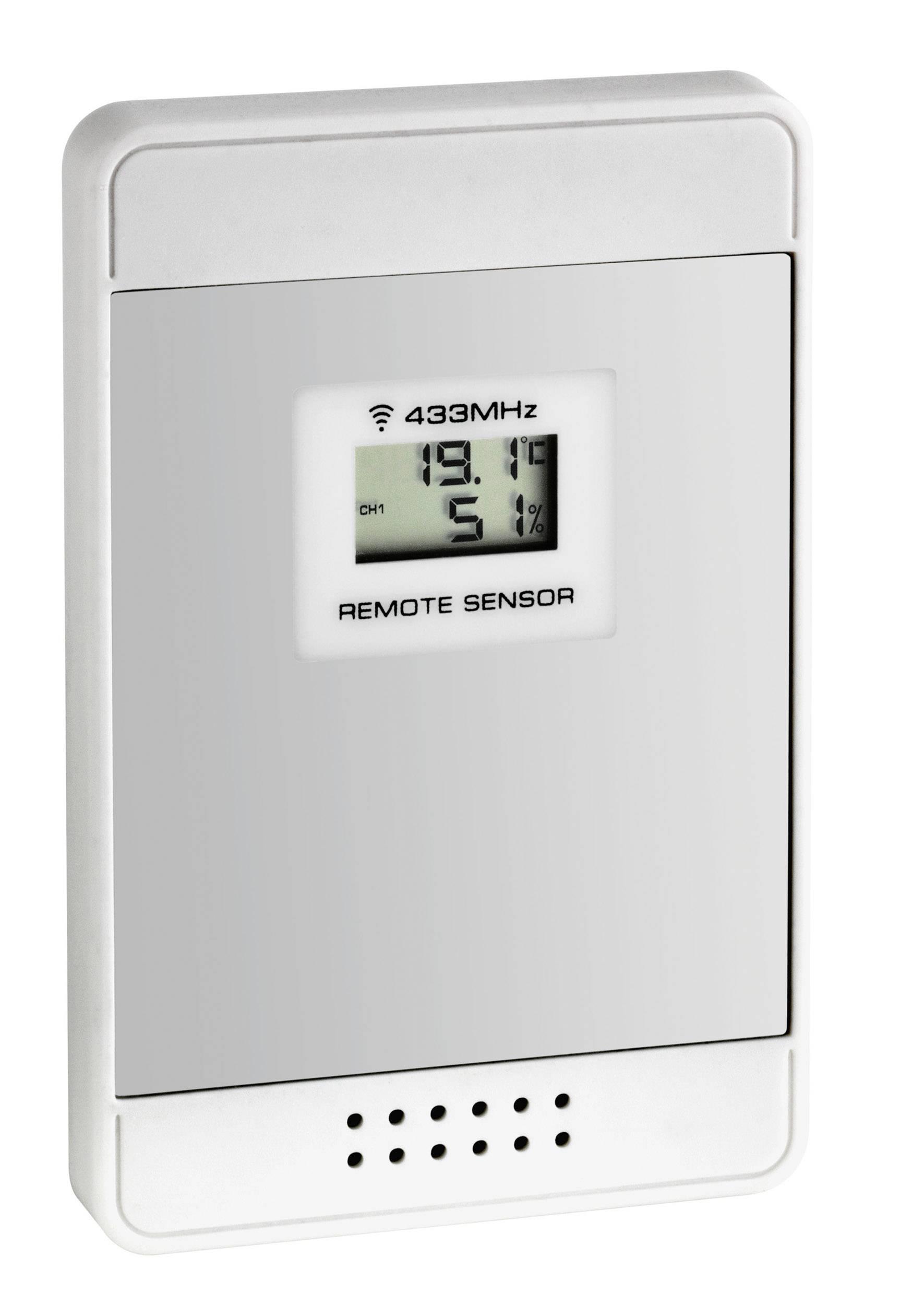 Teplotní/vlhkostní senzor TFA 30.3209.02 vhodný pro meteostanici TFA MULTY 35.1134.10