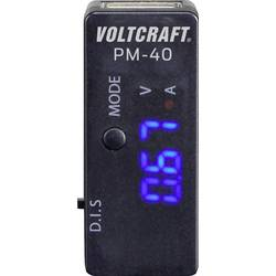 USB digitální měřič Voltcraft PM-40